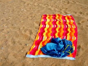 Our Beach Beds